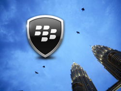 CyberSecurity Malaysia protects sensitive data with BlackBerry software