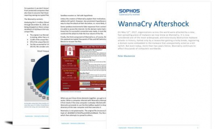 WannaCry Aftershock