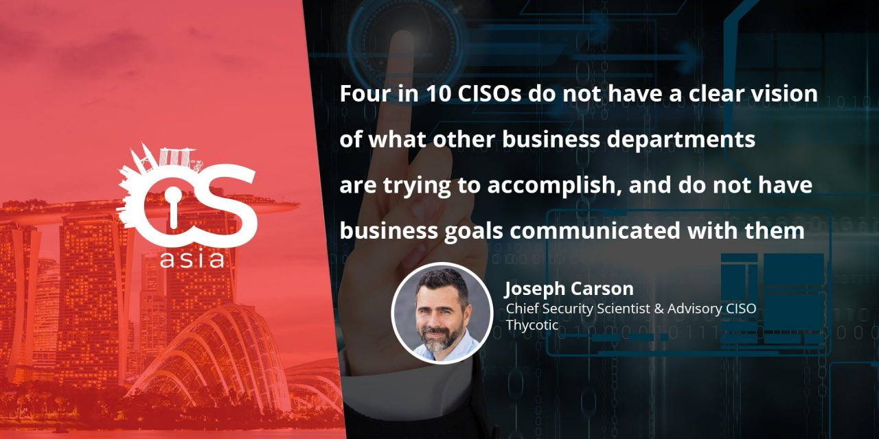 When CISOs and senior management are not aligned, try these techniques