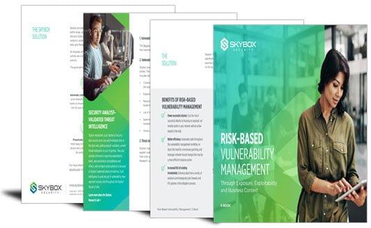 eBook: Risk-Based Vulnerability Management