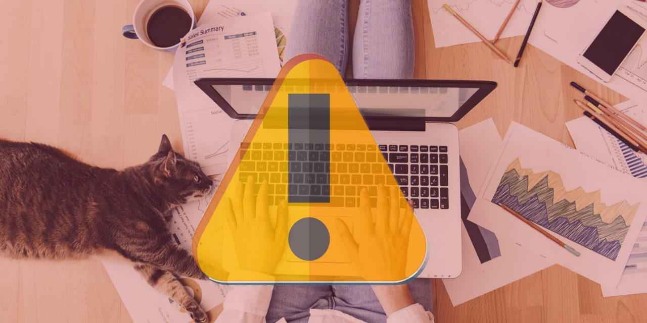 As remote-working practices goes viral, a perfect cybersecurity storm erupts
