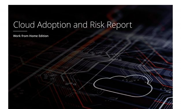 McAfee cloud adoption and risk report