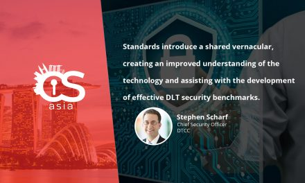 Developing a standards-based DLT security framework for the financial services