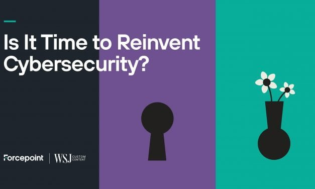 Is it time to reinvent cybersecurity?