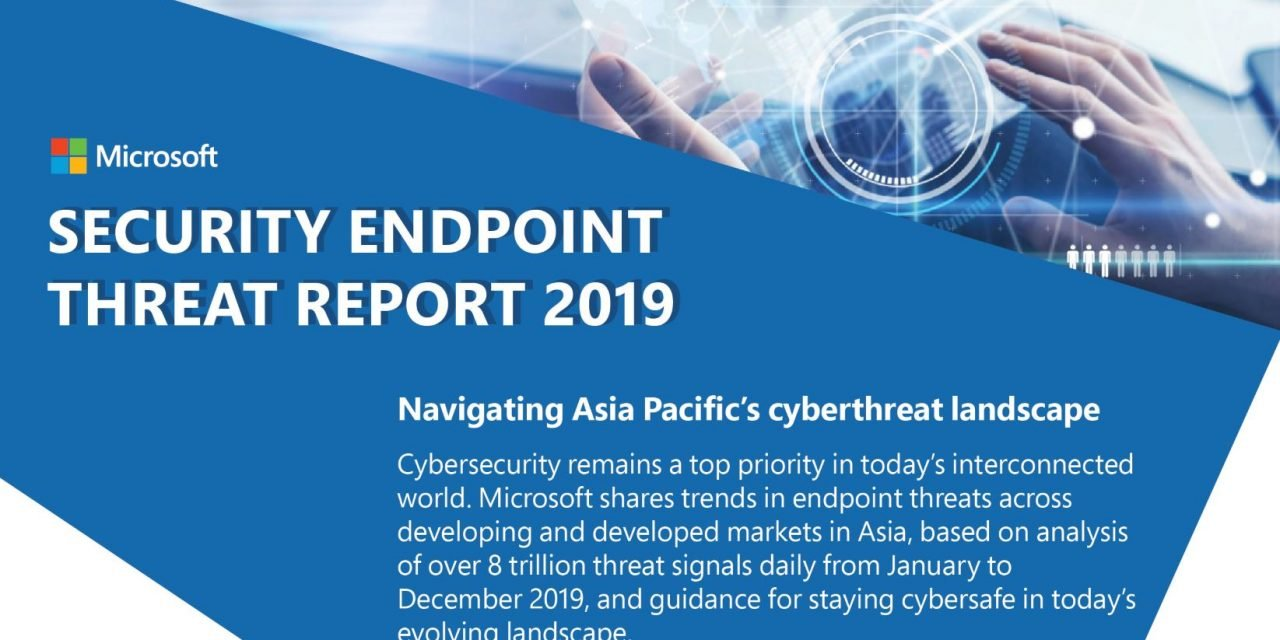 Asia Pacific Security Endpoint Threat Report