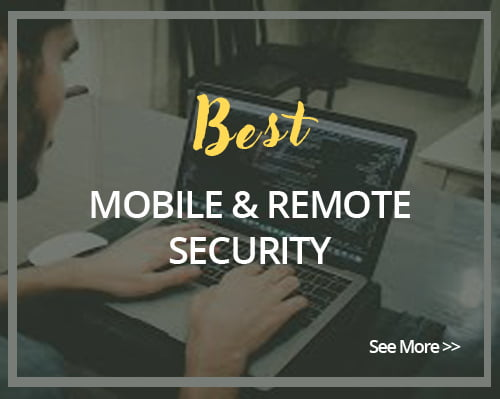 Best Mobile & Remote Security