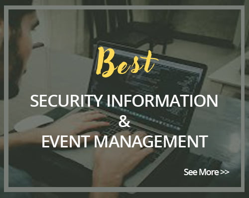 Best Security Incident & Event Management