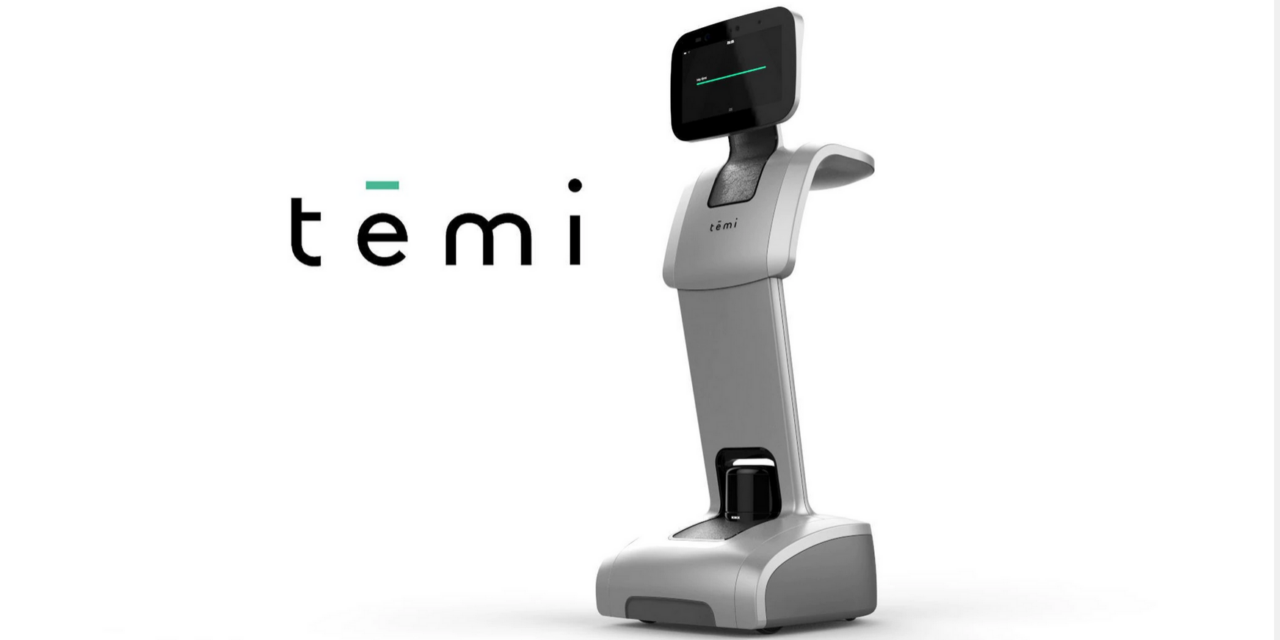 A robot that coulda compromised security of seniors and vulnerable users
