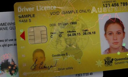 More than 50,000 driving license details leaked in Australia
