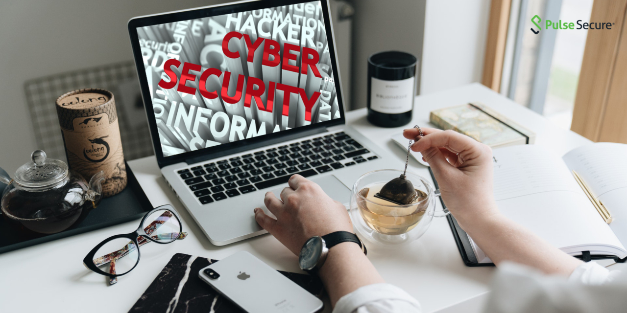 The New Normal: Working from home and extending perimeter defenses