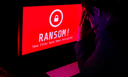 Ransomware is evolving to deal with financial institutions